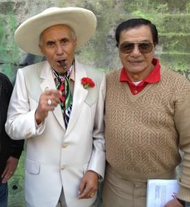 Rodolfo Rodriguez EL PANA et Alberto COSSIO Plaza Mexico 2013 11