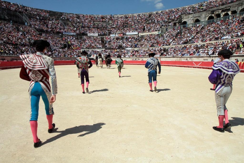 Nîmes Feria 2015 Un succès populaire.