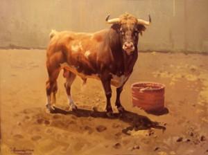 Peinture de Miguel Acevedo