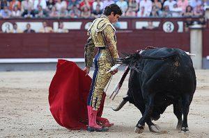 Pase del Desprecio Sebastián Castella