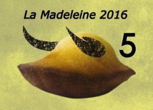 Affiche La Madeleine 2016 - copia